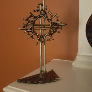 Crown of Joy on Stand, Small